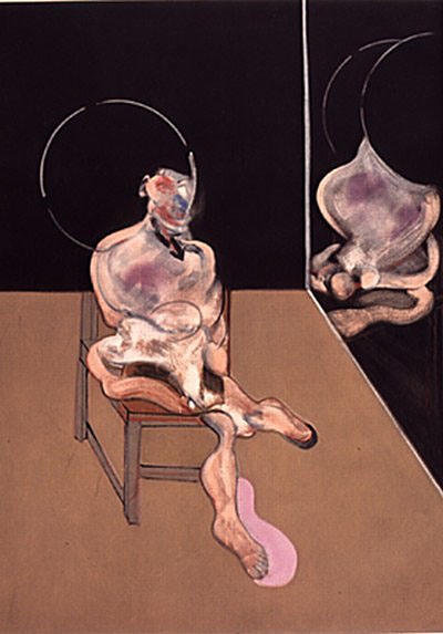 francis-bacon-Seated-Figure-1986